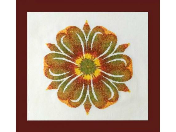 Sunflower Mandala  $10.00