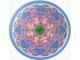 Lacy Clematis Mandala  $7.00