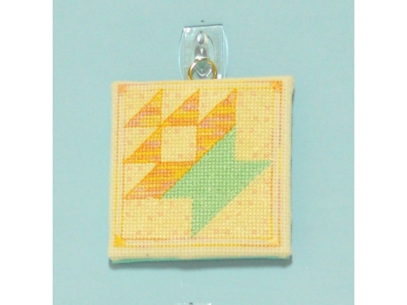 Basket Quilt Block  $3.00