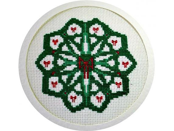Evergreen Mandala  $3.00
