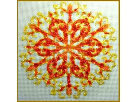 Sunray Mandala  $7.00