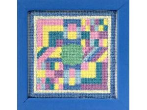 Crazy Quilt Block  $3.00