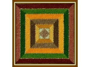Fall Harvest Quilt Block   $3.00