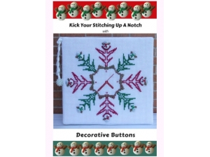 2018 - Kick Your Stitching Up A Notch With Decorative Buttons